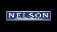 C. Nelson cabinet logo.