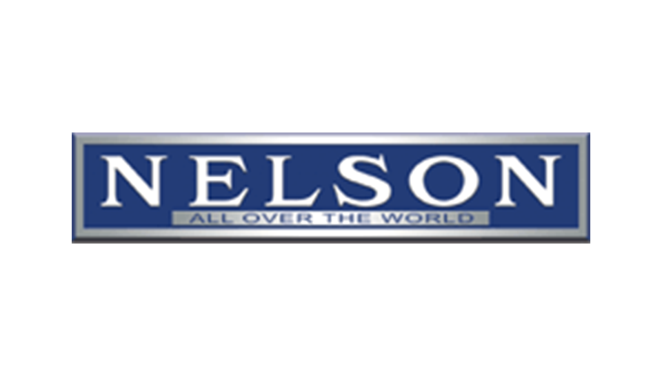 C. Nelson cabinet logo.