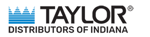 Taylor Distributors of Indiana Logo